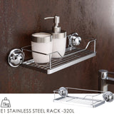 E1 STAINLESS STEEL RACK -320L