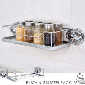E1 STAINLESS STEEL RACK -280MS