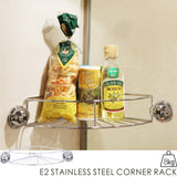 E2 STAINLESS STEEL CORNER RACK