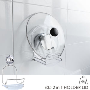 E35 2 in 1 HOLDER LID