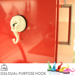 D26 DUAL-PURPOSE HOOK
