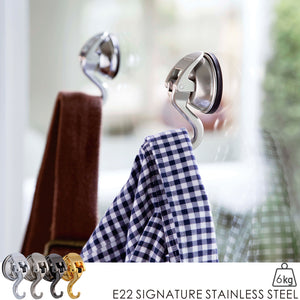 E22 SIGNATURE STAINLESS STEEL -MATTE NICKEL