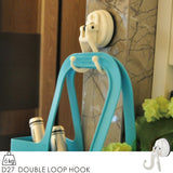 D27 DOUBLE LOOP HOOK
