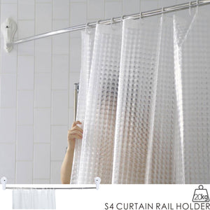 S4 CURTAIN RAIL HOLDER
