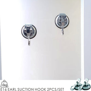 E16 EARL SUCTION HOOK 2PCS/SET