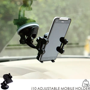 i10 ADJUSTABLE MOBILE & GPS HOLDER
