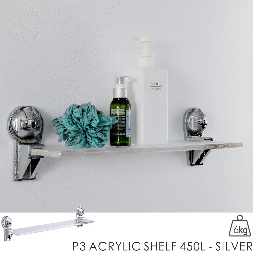 P3 ACRYLIC SHELF 450L