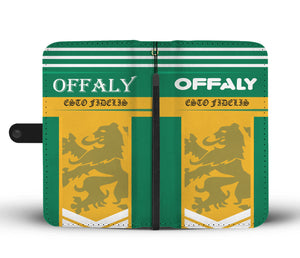 Offaly Lion Wallet Phone Case - gaatshirts.com