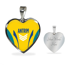 Antrim Heart Necklace - gaatshirts.com