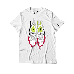 Ice Cream Social Air Max Drip T-Shirt - White