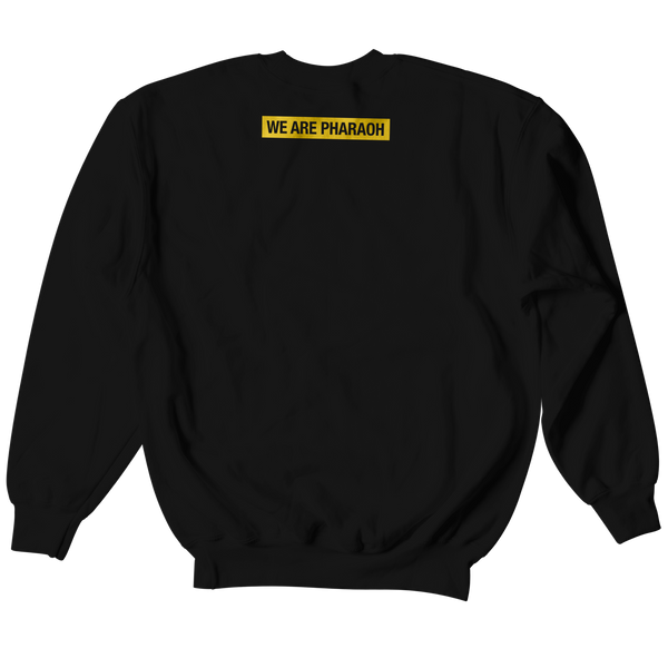 W.A.P The L.O.T.T.'s Finest Crewneck - Black