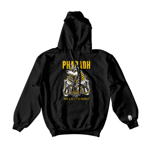 W.A.P The L.O.T.T.'s Finest Hoodie - Black