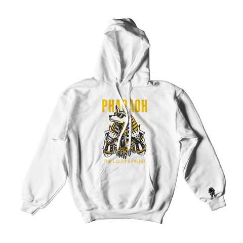 W.A.P The L.O.T.T.'s Finest Hoodie - White