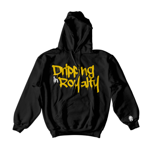 W.A.P Drippin In Royalty Hoodie - Black