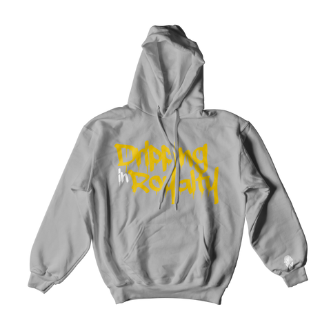 W.A.P Drippin In Royalty Hoodie - Grey