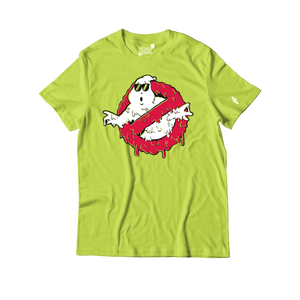 Ice Cream Social Ghostbuster Drip 2 T-Shirt - Volt