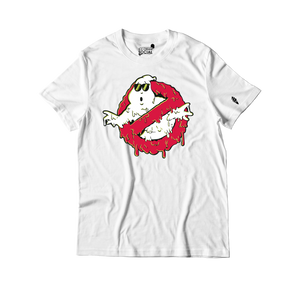 Ice Cream Social Ghostbuster Drip 2 T-Shirt - White