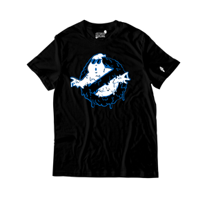 Ice Cream Social Ghostbuster Drip III T-Shirt - Black