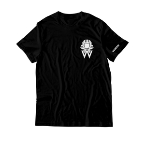 W.A.P Symbol of the Pharaoh T-Shirt - Black