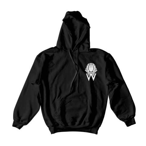 W.A.P Symbol of the Pharaoh Hoodie - Black