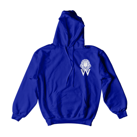 W.A.P Symbol of the Pharaoh Hoodie - Blue