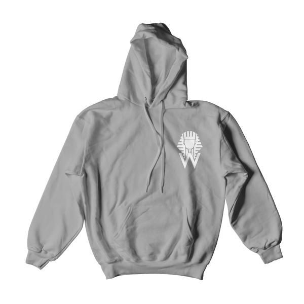 W.A.P Symbol of the Pharaoh Hoodie - Grey