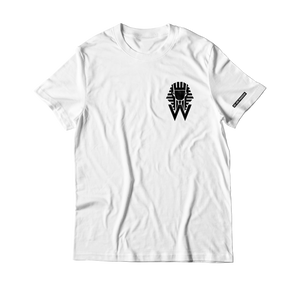W.A.P Symbol of the Pharaoh T-Shirt - White