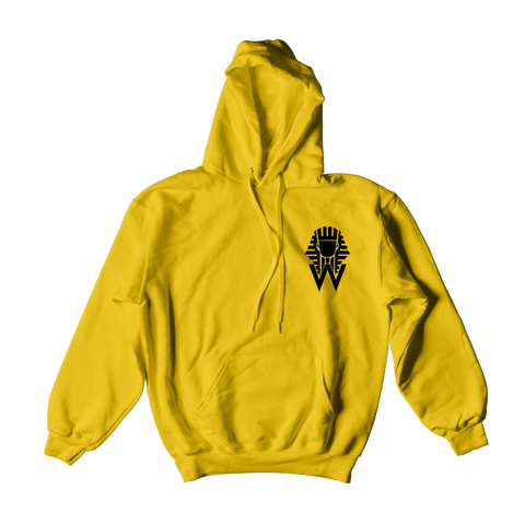 W.A.P Symbol of the Pharaoh Hoodie - Yellow