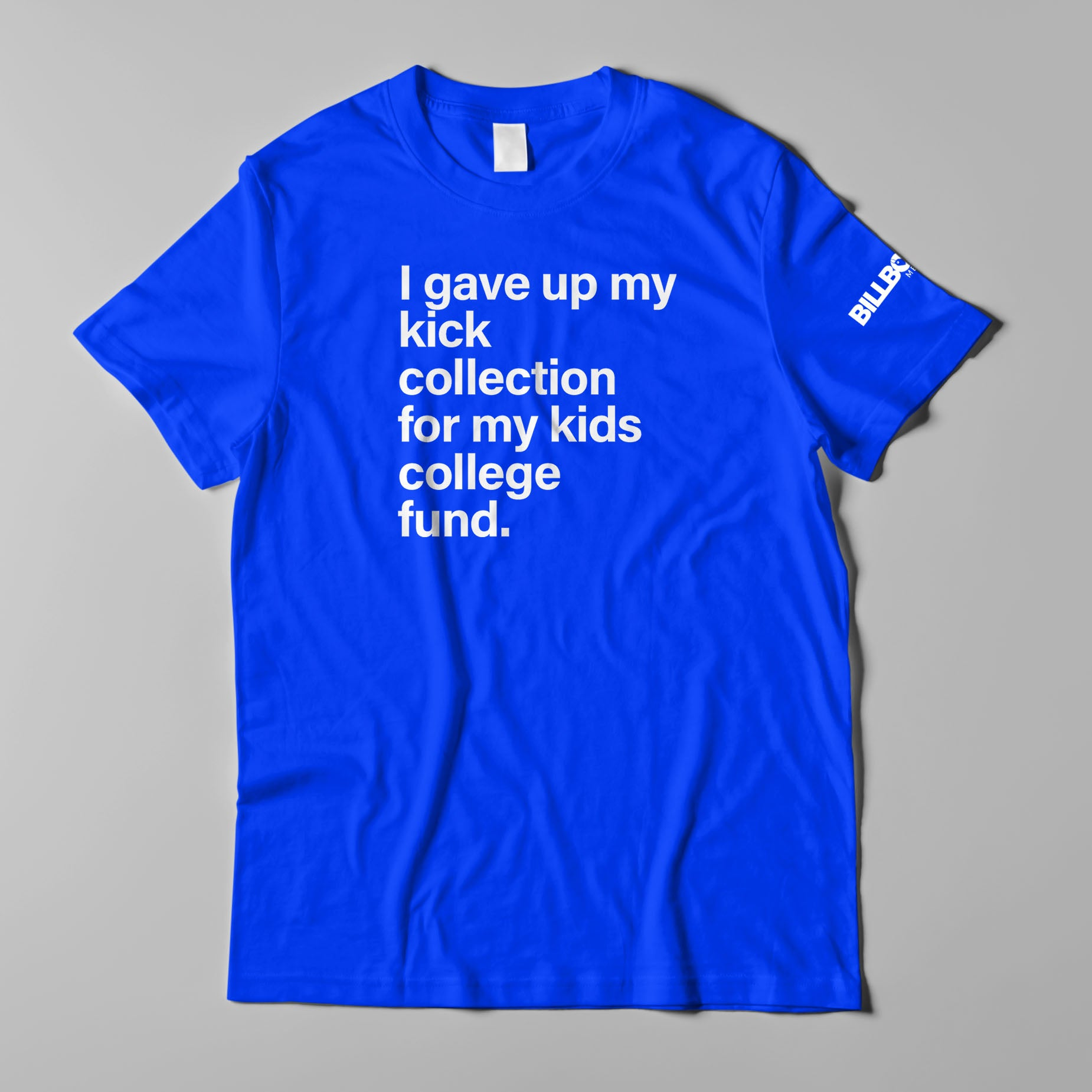 Kick Collection Unisex Soft Tee