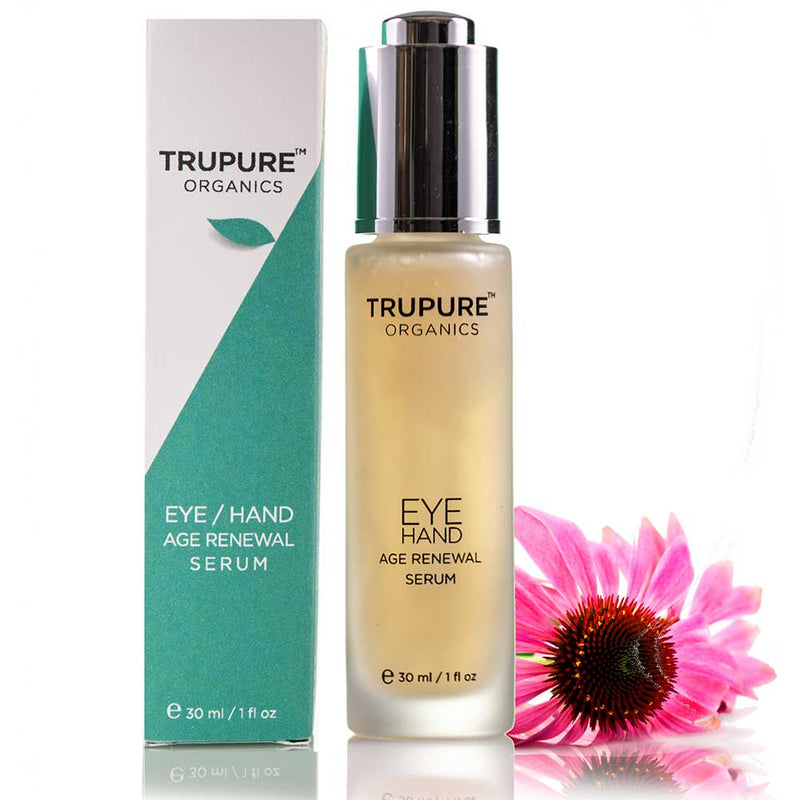 Natural eye serum - TruPure Organics