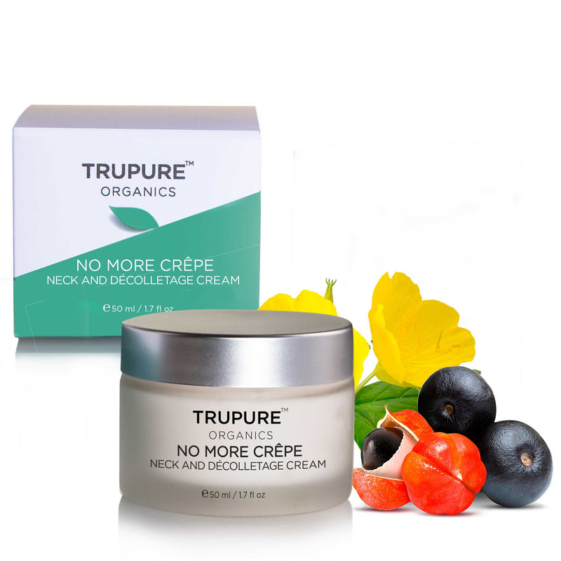 No More Crêpe Neck and Décolletage Cream (With Primrose Oil)