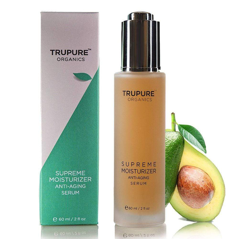 TruPure Organics Supreme Moisturizer with Avocado Peptides