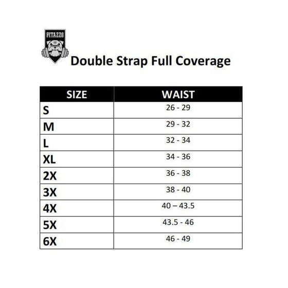 Double strap Full coverage Latex Waist master.-Slimming belts-Fitazzo