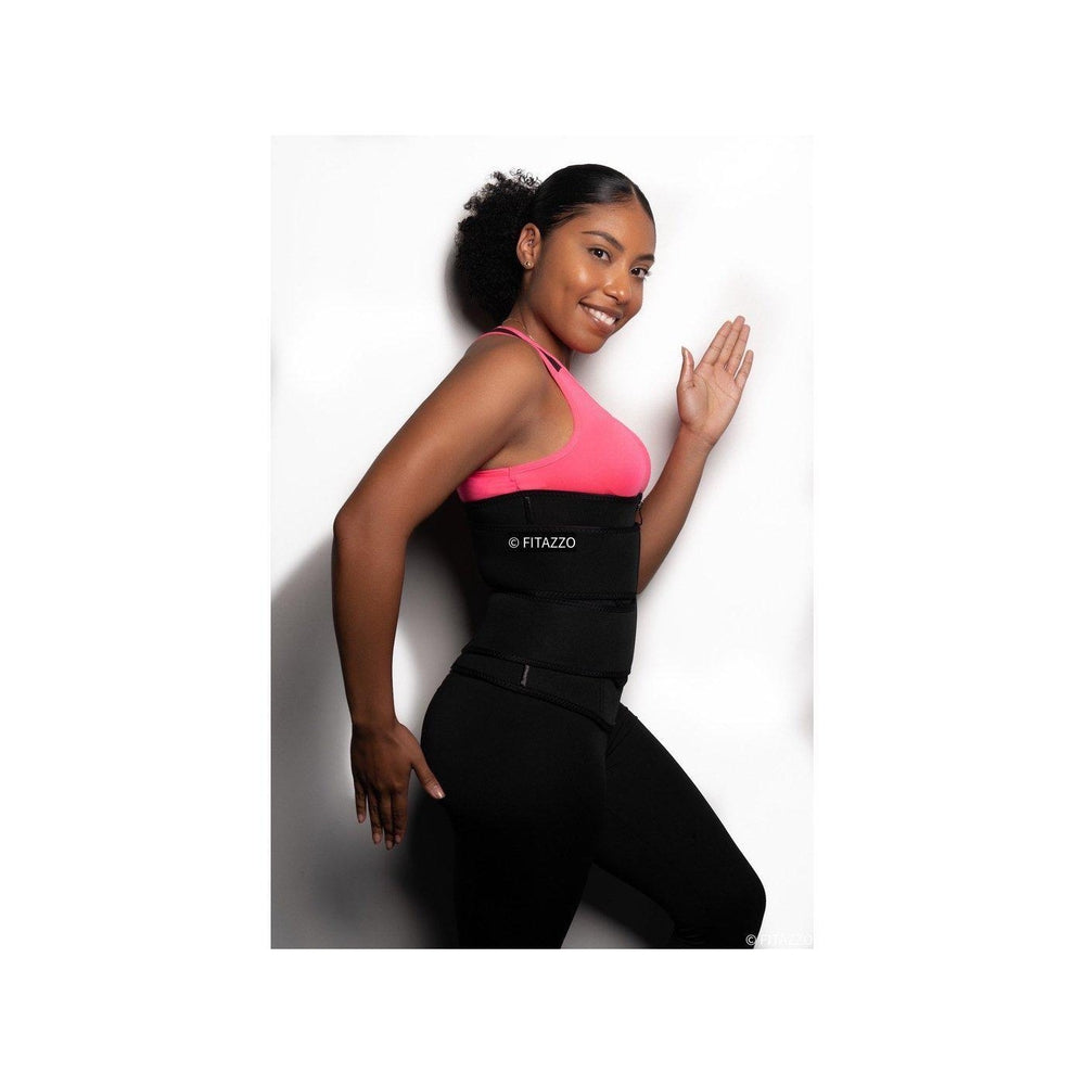 Double strap Heavy Duty Waist Master-Slimming wear-Fitazzo