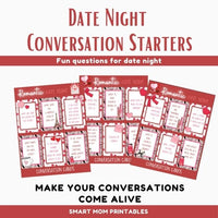 Romantic Chat Conversation Starters