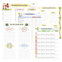 What's for dinner? Easy Meal Planning Bundle