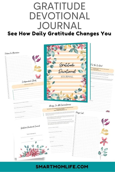 Gratitude Devotional Journal