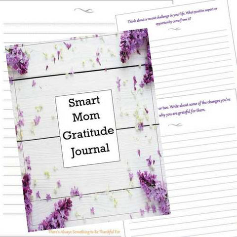 Smart Mom Gratitude Journal