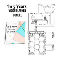 Amazing Life Vision Board Bundle