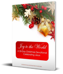 Joy to the World Christmas Bible Study for women