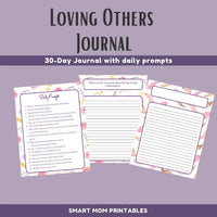 Loving Others Journal
