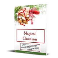 Have a Magical Christmas with unique Christmas traditions and Christmas activities