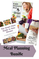 Meal Planning Bundle