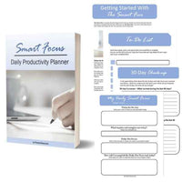 Smart Focus ~ Productivity Planner