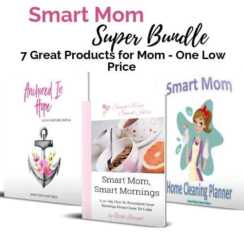 Super bundle includes cleaning checklist, Bible journal, gratitude journal and more