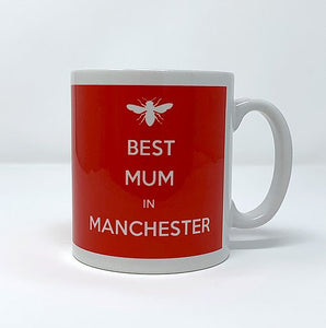 Best Mum Mug by Tinned Snail