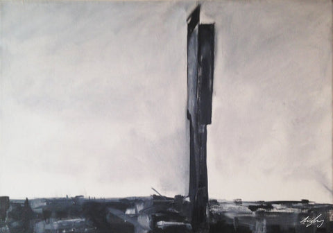 Beetham Tower by Amy Coney