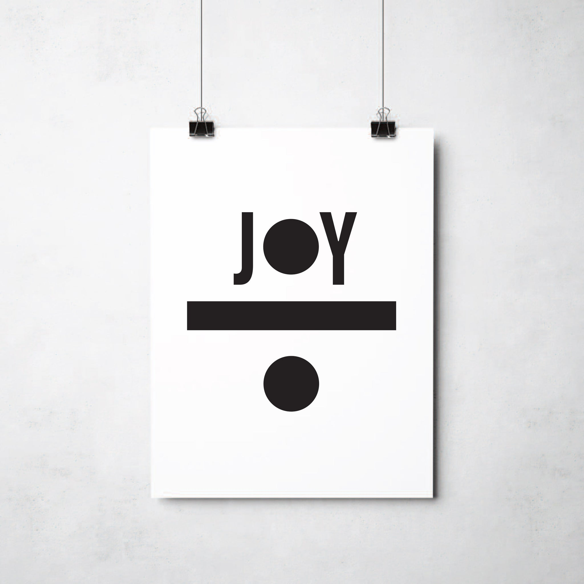 Joy Division  print by This Charming Manc