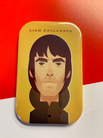 Liam Gallagher  Magnet