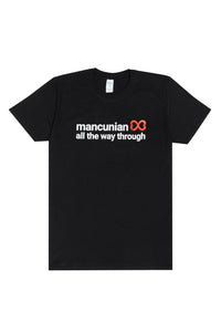 Mancunian All The Way Through Tshirt